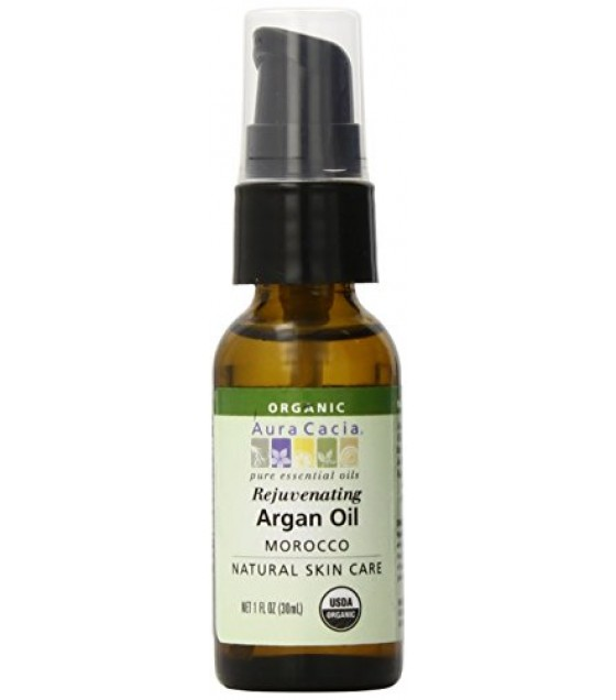 [Aura Cacia] Skin Care Oils Rejuvenating Argan Oil  At least 95% Organic
