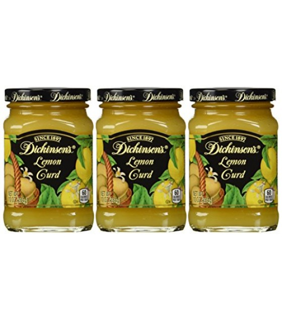 [Dickinson] Spreads/Butter Lemon Curd