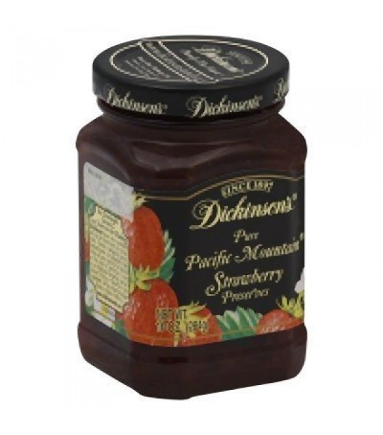 [Dickinson] Preserves/Honey/Syrups Strawberry