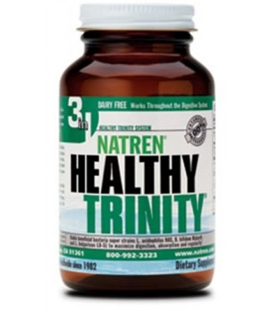 [Natren] (Refrigeration required) Healthy Trinity