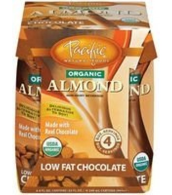 [Pacific Natural Foods] Non Dairy Alternative Beverage Almond Chocolate  At least 70% Organic