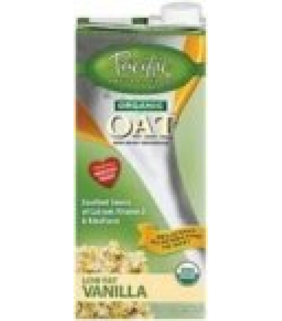 [Pacific Natural Foods] Oat/Multigrain Non Dairy Alternative Beverage Naturally Oat, Vanilla  At least 95% Organic