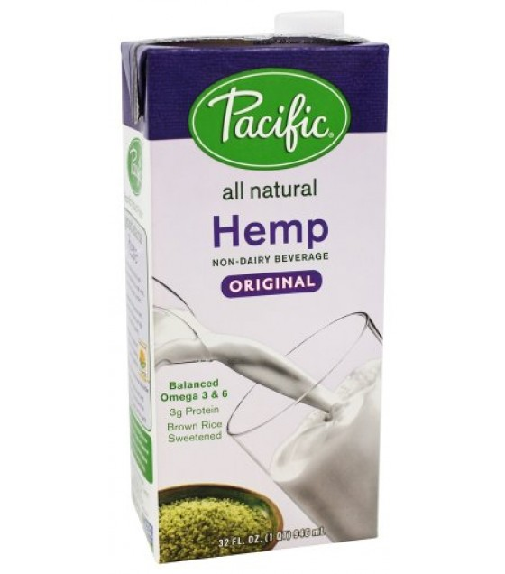 [Pacific Natural Foods] Hemp Milk Original, Hemp