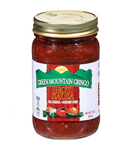 [Green Mountain Gringo] Salsa Hot