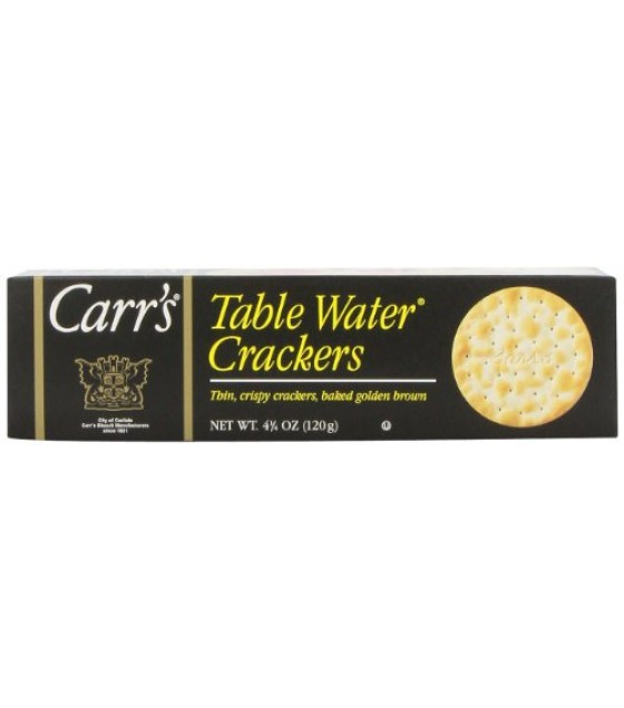 [Carr`S] Cracker/Bread Specialty Crackers Water, Bite Size