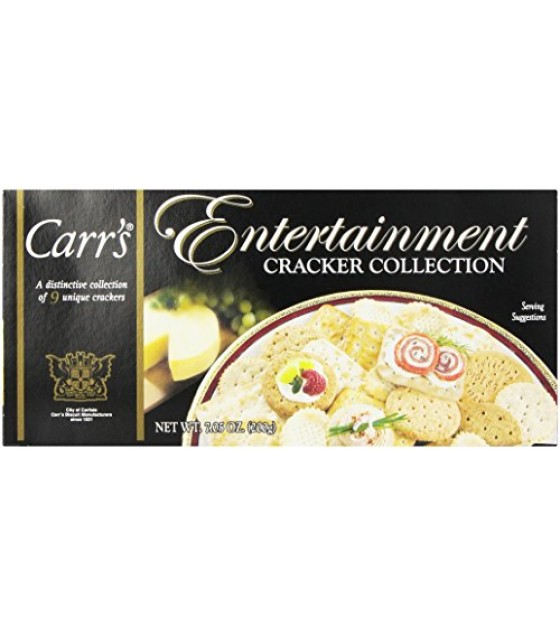[Carr`S] Crackers, Assortments Entertainment Cracker Collection