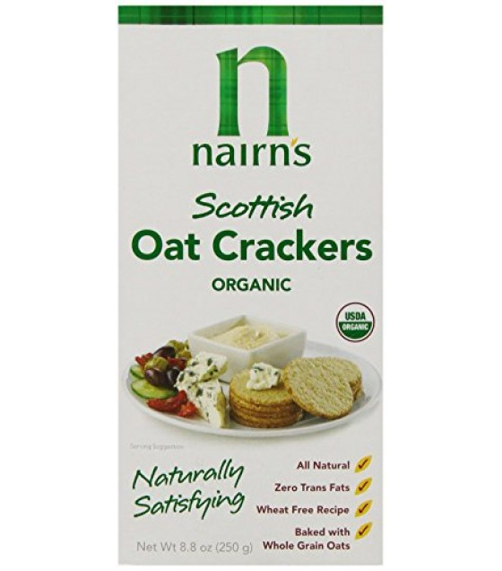 [Nairn`S] Crackers Oat Cakes  At least 95% Organic