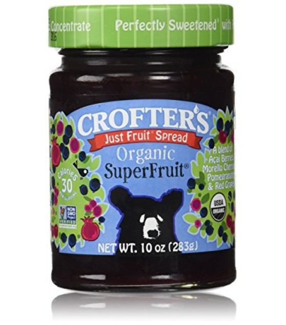 [Crofters] Just Fruit Super Fruit Spread  At least 95% Organic