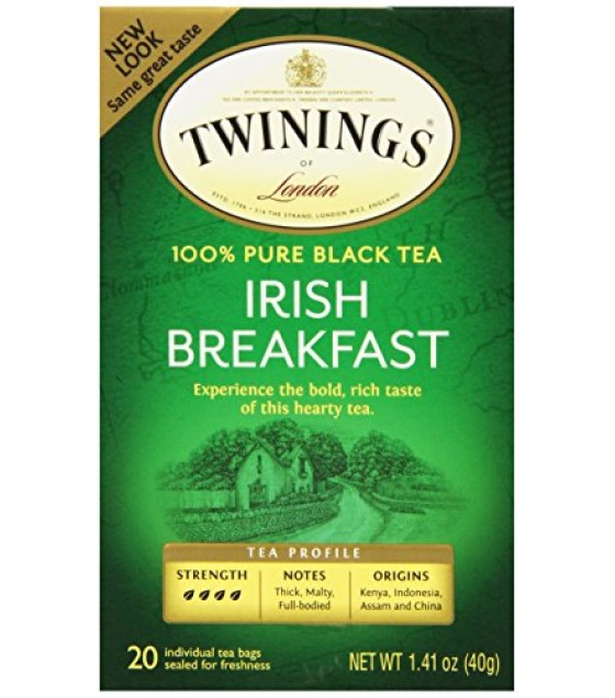 [Twinings] Teas Irish Breakfast