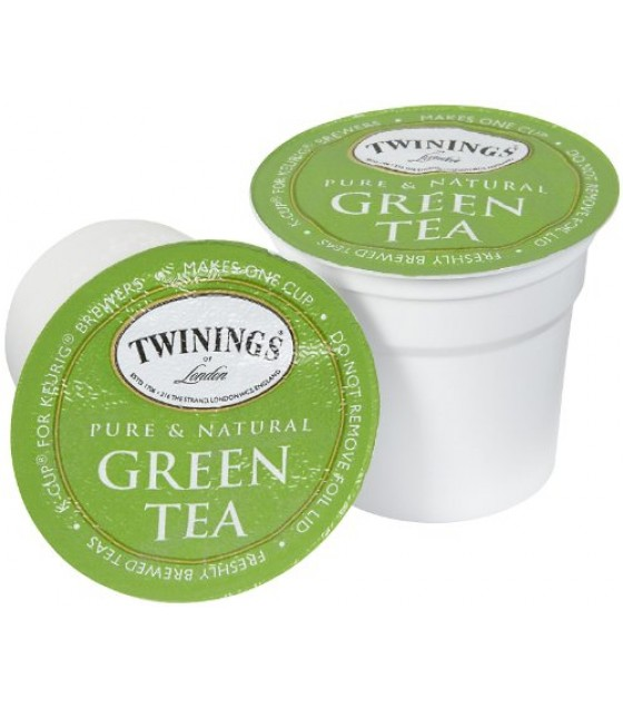 [Twinings] K-Cups Green Tea