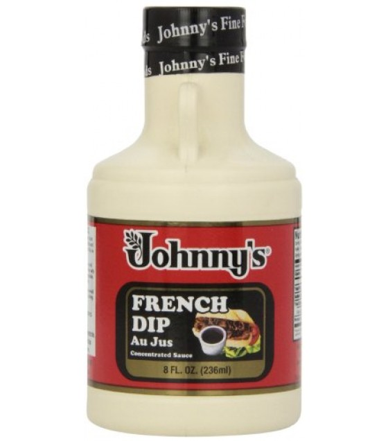 [Johnny`S] Salad Dressings/Marinades French Dip Au Jus Sauce, Concentrate