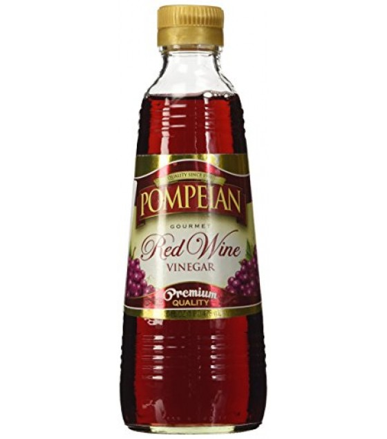 [Pompeian]  Red Wine Vinegar