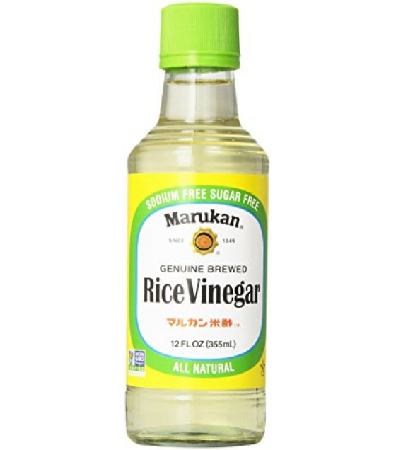 [Marukan] Asian Cooking Ingredients-Vinegar/Cooking Wine Brewed Rice Vinegar
