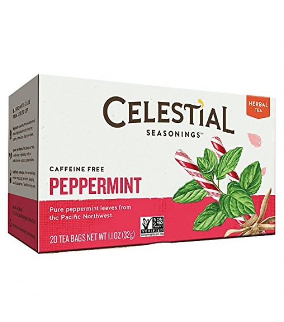 [Celestial Seasonings] Teas Peppermint