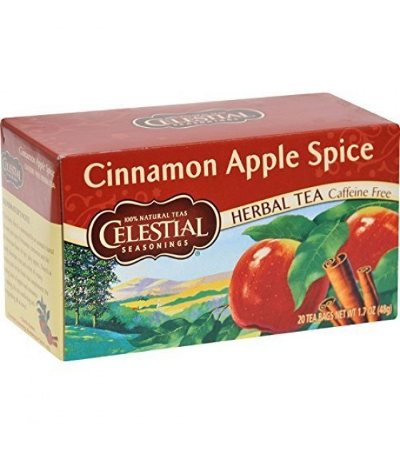 [Celestial Seasonings] Teas Cinnamon Apple Spice