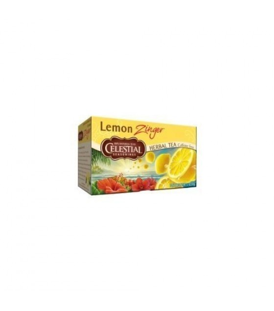 [Celestial Seasonings] Teas Lemon Zinger