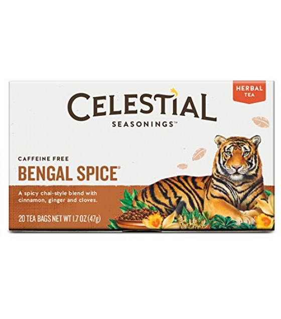 [celestial Seasonings] Bengal Spice Herbal Tea