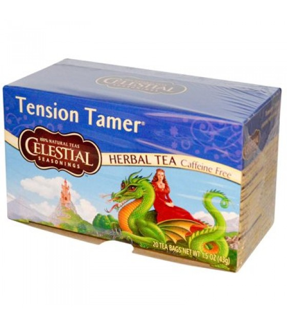 [Celestial Seasonings] Teas Tension Tamer