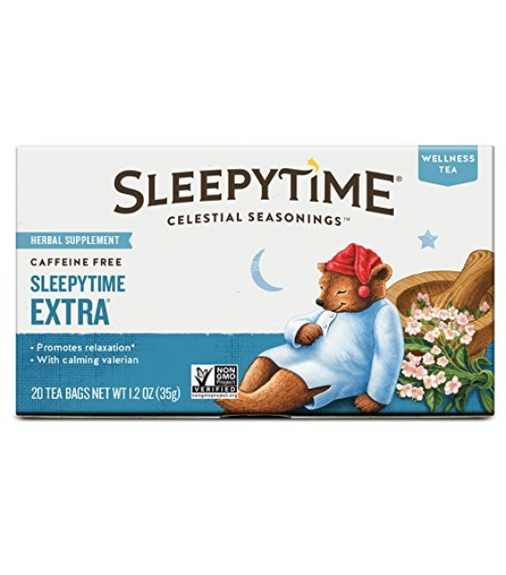 [Celestial Seasonings] Wellness Teas Sleepytime Extra
