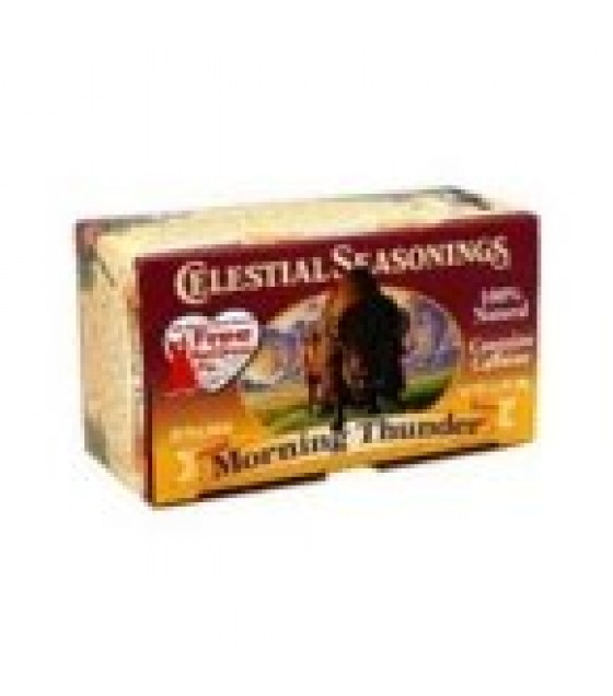 [Celestial Seasonings] Teas Morning Thunder (Contains Caffeine)