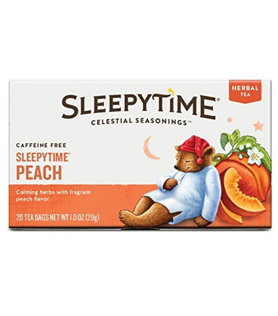 [Celestial Seasonings] Teas Sleepytime, Peach