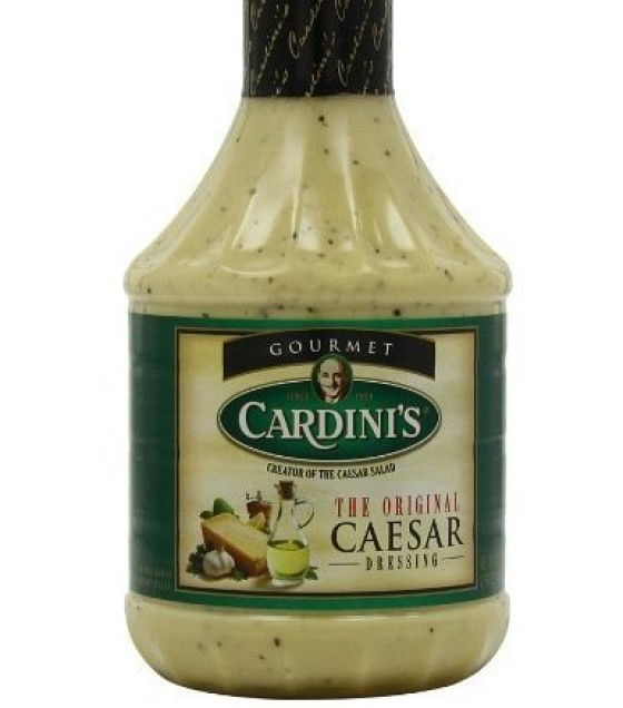 [Cardini] Salad Dressings Bottled (Dressing) Caesar, Original