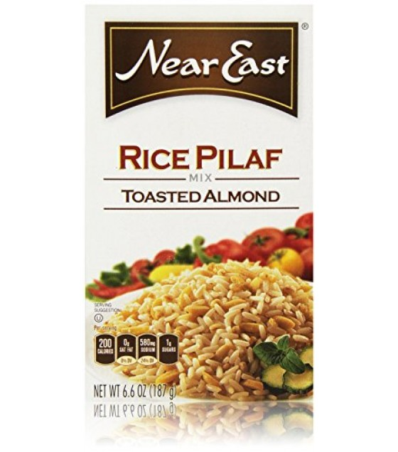 [Near East] Rice Mixes Pilaf, Toasted Almond