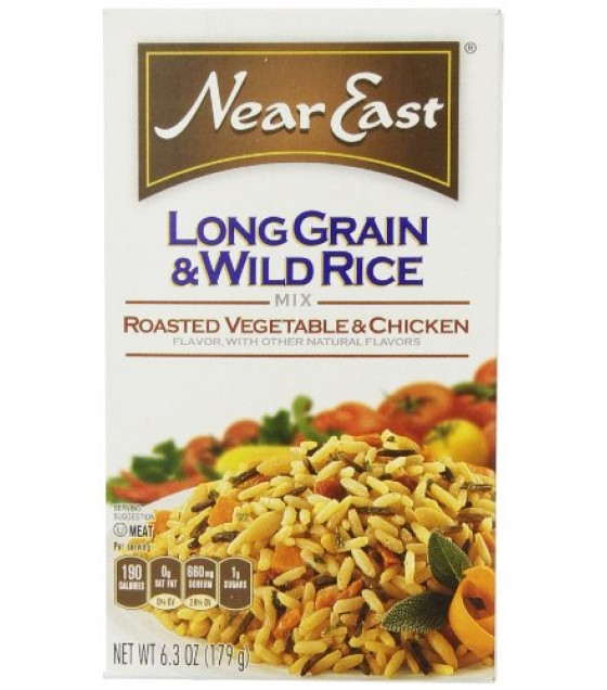 [Near East] Rice Mixes Rst Veg & Chkn, Long Grn & Wild