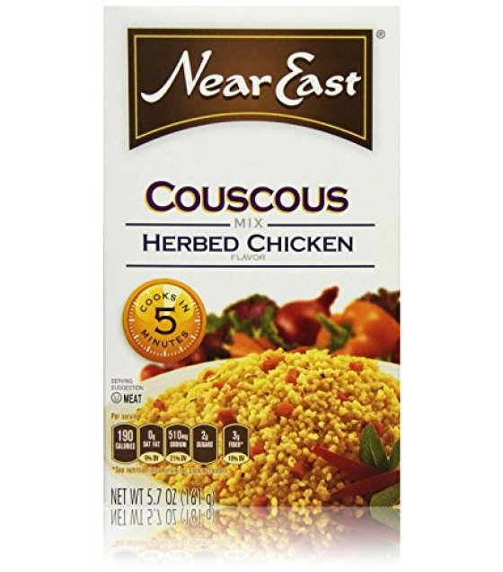 [Near East] Couscous Herb Chicken