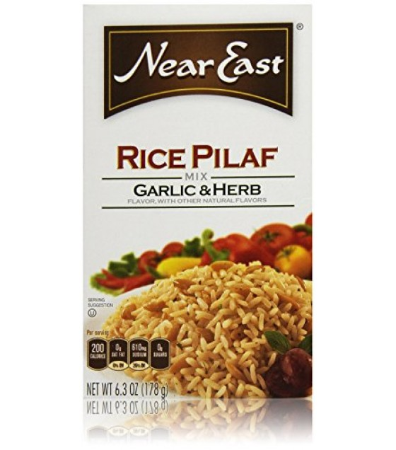 [Near East] Rice Mixes Pilaf, Garlic & Herb