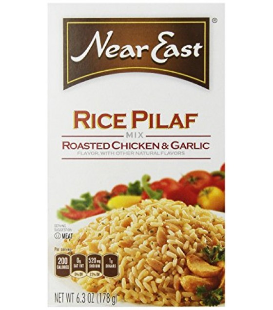 [Near East] Rice Mixes Pilaf, Rst Chicken & Garlic
