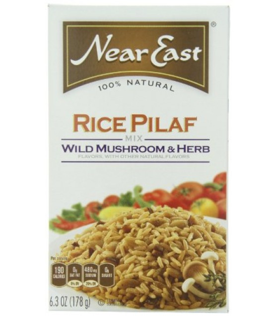 [Near East] Rice Mixes Mushroom & Herb