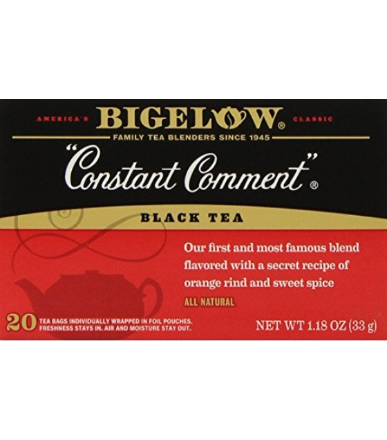[Bigelow] Teas Specialty Tea Constant Comment