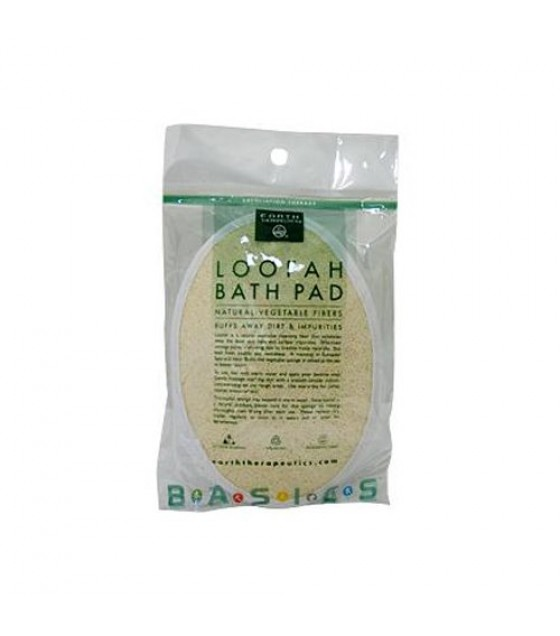[Earth Therapeutics, Ltd.] Exfoliation Accessories: Loofah Terry Pad 5