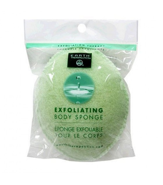 [Earth Therapeutics, Ltd.] Exfoliation Accessories: Specialty Exfoliating Body Sponge