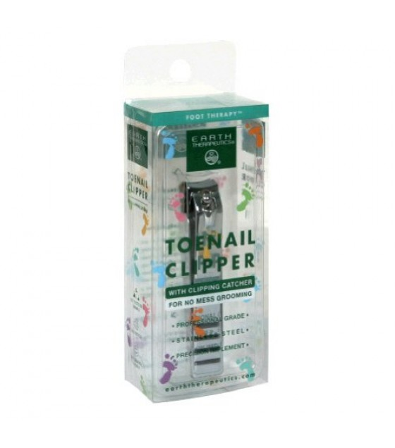 [Earth Therapeutics, Ltd.] Implements Clipper, Toenail, with Catcher