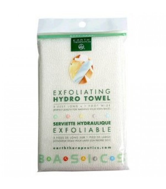 [Earth Therapeutics, Ltd.] Body Care Spa Accessories Exfoliating Hydro Towel