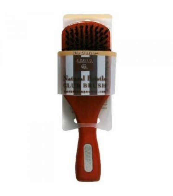 [Earth Therapeutics, Ltd.] Hair Brushes Bristle Brush Mens Club