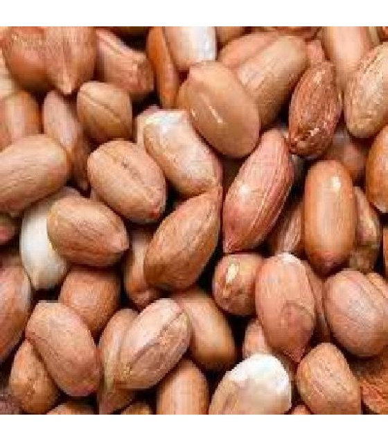 [Nuts]  Peanuts, Spanish, Raw USA