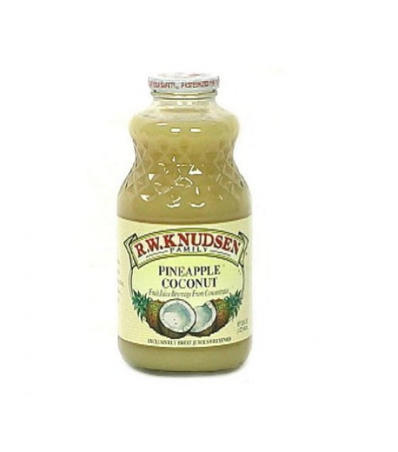 [R.W. Knudsen Family] Juice Blends Pineapple Coconut