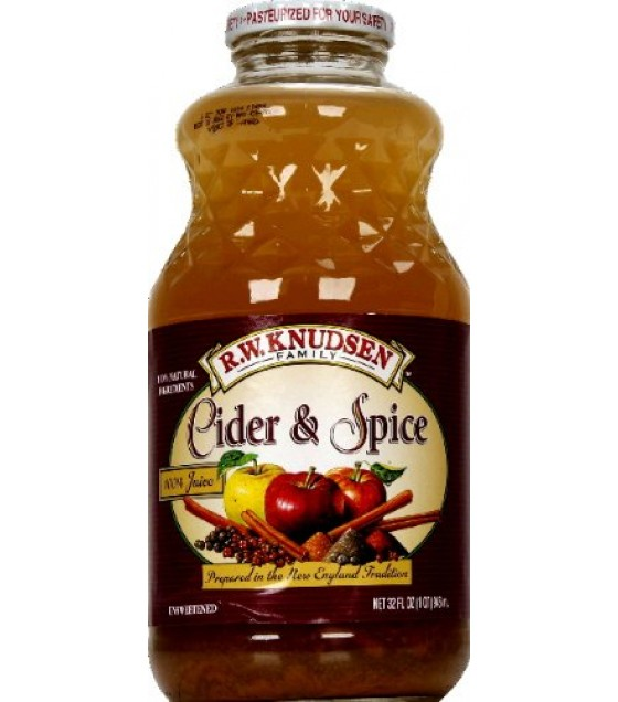 [R.W. Knudsen Family] Apple Blends Cider n` Spice