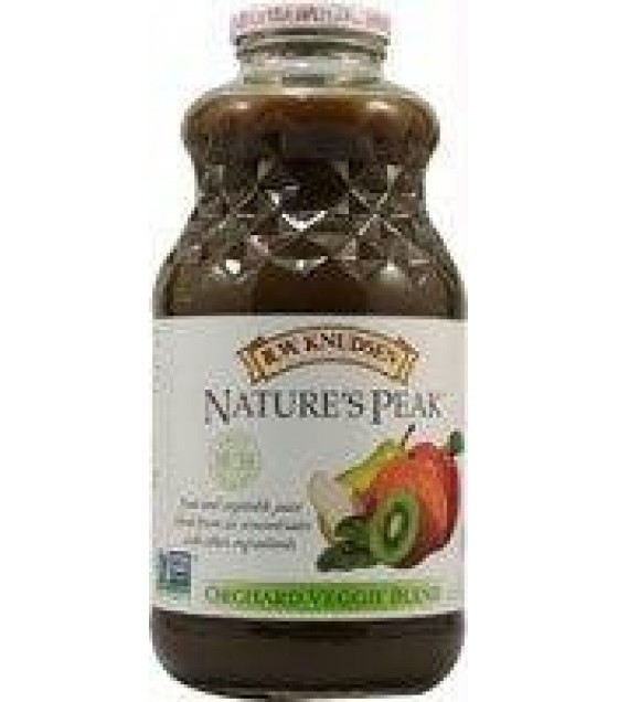 [R.W. Knudsen Family] Vegetable Blends Natures Peak,Orchard Veggie Blend
