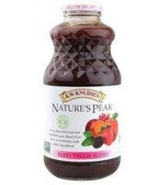 [R.W. Knudsen Family] Vegetable Blends Natures Peak, Berry Veggie Blend