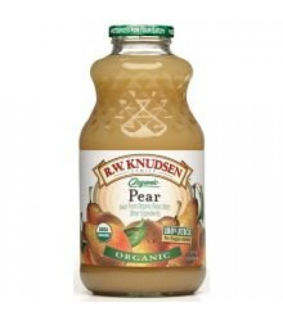 [R.W. Knudsen Family] Organic Juices Pear  At least 95% Organic