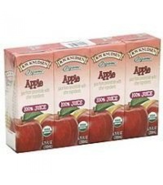 [R.W. Knudsen Family] Aseptic Juice Boxes 100%, Apple  At least 95% Organic