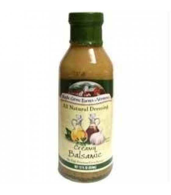 [Maple Grove Farms] Salad Dressing Bottled Creamy Balsamic