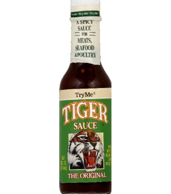 [Try Me] Sauces Condiments/Specialty Sauces Sauce, Tiger