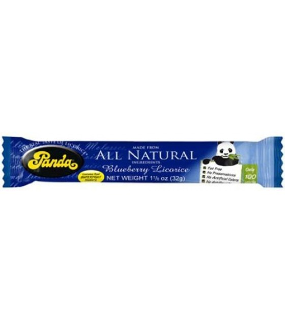 [Panda Licorice] Bars Blueberry