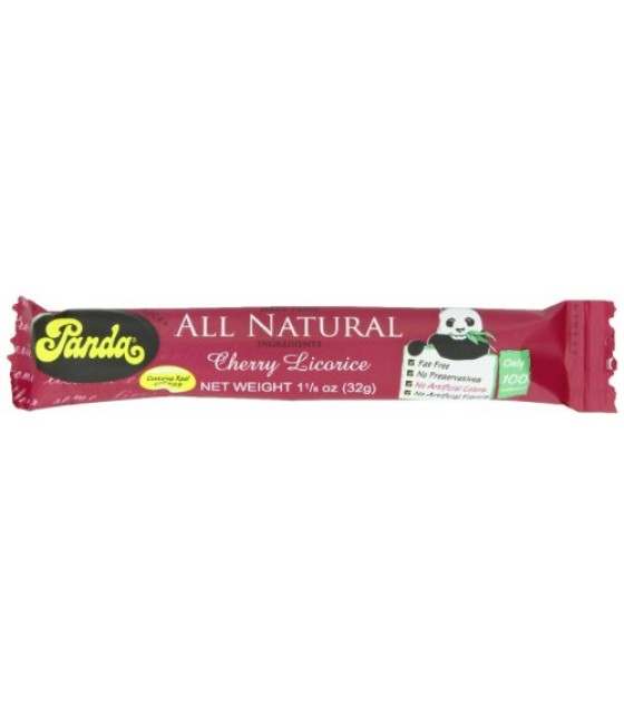 [Panda Licorice] Bars Cherry