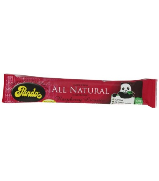 [Panda Licorice] Bars Raspberry
